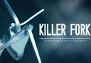 tour de magie : Killer Fork (30 Fourchettes)