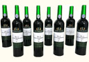 tour de magie : Green Wine Bottles (8 Bottles)