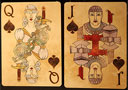 Arthurian Playing Cards - Excalibur Edition