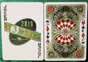 tour de magie : Clockwork Empire Playing Cards by fig.23