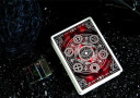 tour de magie : Elemental Master Red Edition Playing Cards