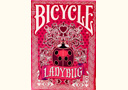 Jeu Bicycle Gilded Ladybug Red (Edition limitée)