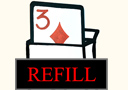 tour de magie : Refill for Cardiographic Recall (Card)