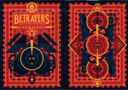 Magik tricks : Betrayers Veritas Playing Cards