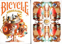 article de magie Jeu Bicycle Surrealism