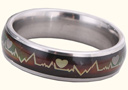 tour de magie : mood ring 19mm (Stainless steel)
