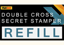 tour de magie : Secret Stamper Part (Refill) for Double Cross