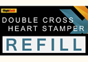 tour de magie : Heart Stamper Part for Double Cross (Refill)
