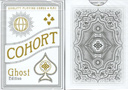 tour de magie : Ghost Cohorts Playing cards (Maked Deck)