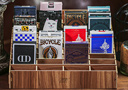 tour de magie : Wooden (Large- 40 Decks) Playing Card Display by TCC