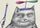 article de magie Tarot Cats