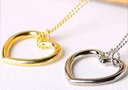 tour de magie : Ring & Chain - Heart Shape