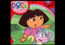 Vente Flash  : Jeu Bicycle Dora l'exploratrice (Violet et Vert)