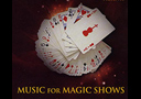 article de magie Music for magic shows