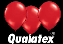 Ballons Qualatex Ronds Rouges (taille 5)