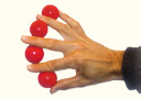 Multiplying balls plus