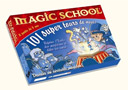 article de magie Coffret Magic School 101 Tours