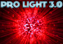 article de magie Pro light Rouges 2.0 (la paire)