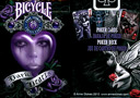 Bicycle Anne Stokes Dark Hearts Deck