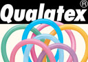 magie-lots : Ballons Qualatex 260 Vibrant (8 + 2 Offerts)