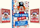 Magik tricks : Fast and fake'n'genious + DVD's pack