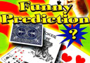 Flash Offer  : Funny Prediction (10 of hearts)