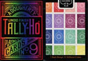 tour de magie : Spectrum Tally-Ho Deck