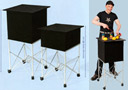 Qble compact Spidertable (Height 99 cm)