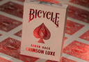 Baraja Bicycle Crimson Luxe (1st Edition)