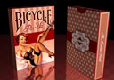 Flash Offer  : Bicycle Pin-up Deck