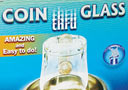 article de magie Coin Thru Glass