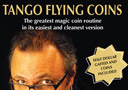 article de magie Flying Coins ½ Dollar