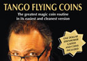 article de magie Flying Coins 1 Dollar