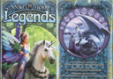 tour de magie : Baraja Tarot Anne Stokes Legends