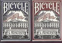 Baraja Bicycle U.S Presidents
