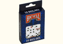 BICYCLE Playing Dices