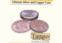 article de magie Ultimate Silver and Copper ½ Dollar/Penny