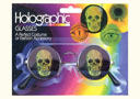 Hologram Glasses/Skull