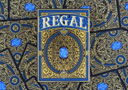 tour de magie : Blue Regal deck