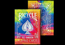 Jeu Bicycle Rainbow TCC