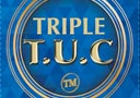 Magik tricks : Triple T.U.C. Eisenhower dollar + Link