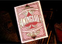 Magik tricks : Intaglio Playing Cards