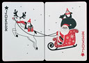 tour de magie : Christmas Playing Cards