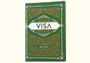 tour de magie : Visa Playing Cards (Green) by Patrick Kun and Alex