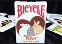 tour de magie : Jeu Bicycle Rabbit