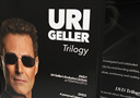 tour de magie : Uri Geller Trilogy (Signed Box Set)