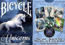 article de magie Jeu Bicycle Anne Stokes Unicorns
