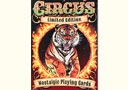 tour de magie : Limited Edition Nostalgic Circus Playing Cards