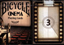 tour de magie : Jeu Bicycle Cinema