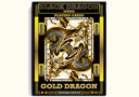 tour de magie : Gold Dragon (Standard Edition) Playing Cards